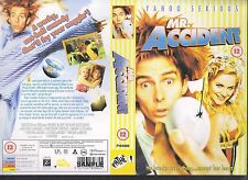 Mr. Accident, Yahoo Serious Video Promo Sample Sleeve/Cover #9684