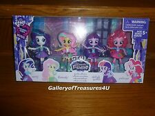 My Little Pony EQUESTRIA Girls Minis Elements of Friendship Sparkle Collection 4