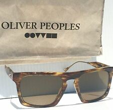 NEW* Oliver Peoples SAN LUIS Tortoise POLARIZED Bronze Sunglass 5262s mt 6013