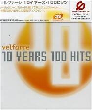 Velfarre 10 Years (4988064174911) New CD