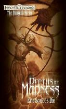 Depths of Madness (Forgotten Realms: The Dungeons)-ExLibrary
