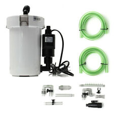 6W External Canister Filter Table Top Aquarium Fish Tank 400L/h 220V HW-603B(L)