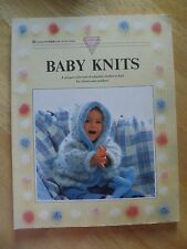 Baby Knits (French Chic Series) 18 Designs to Knit for Baby 100 Idees Staff 1987