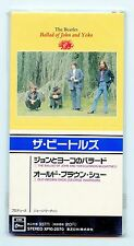 "Beatles/Ballad of John and Yoko + 1 (Japan/3"" CD Single/Sealed)"