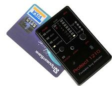 CREDIT CARD SIZED MINI BUG SPY CAMERA DETECTOR