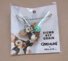 Official Gremlins * Gizmo Figure Mascot Charm Keychain A * Japan *Niko and…*