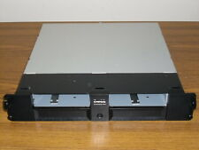 Dell PowerVault 114X Rack Enclosure 2 Dual SAS Port LTO ( No Tape Drive Include