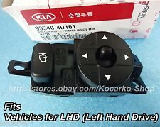 OEM Outside Mirror Folding  Control Switch KIA Grand Carnival Sedona 2006-2009