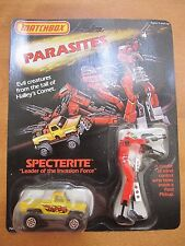 Matchbox Parasites Specterite Ford Pick Up 1985 NEW NIP From Hailey's Comet