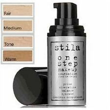 Stila One Step Makeup Foundation in Warm .5 oz Travel Size New Unboxed