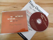 CD Pop Tracy Chapman - You're The One (1 Song) Promo ELEKTRA +Presskit sc