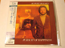 "RUPERT HOLMES ""Pursuit Of Happiness"" Japan mini LP SHM CD"