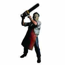 "Cinema of Fear: 12"" Leatherface Action Figure windox box pkg"