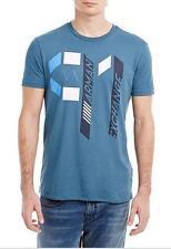 Armani Exchange A X Men's 91 Logo Tee Shirt/Top - H6X868 Size XS