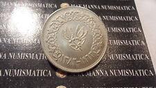 YEMEN ARAB REPUBLIC RIYAL AH 1382-1963 ARGENTO SILVER