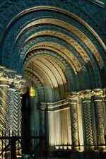 463035 Arched Doorway Masonic Temple A4 Photo Print