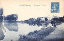 CPA 89 GURGY BORDS DE L'YONNE