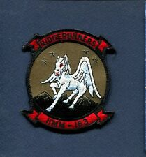HMM-163 RIDGERUNNERS USMC MARINE CORPS CH-46 Helicopter Squadron Patch 2
