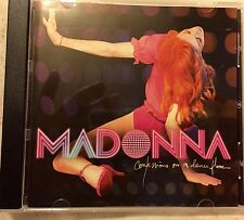 Madonna : Confessions on a Dance Floor CD