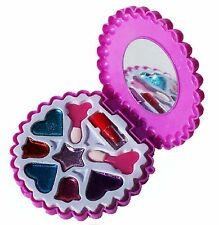 Its Girl Stuff Glitter Make up Set with Case & Mirror for Kids Child Dressing Up
