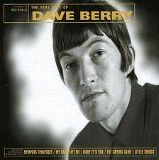 Very Best Of Dave Berry - Dave Berry (2004, CD NEUF)