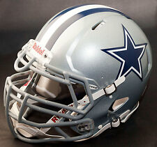 DALLAS COWBOYS NFL Riddell SPEED Football Helmet (with S3BDU Facemask)