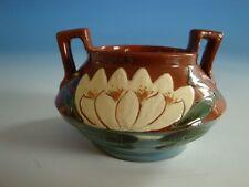 0311A1-009: Jugendstil Keramik Schale PAW Wranitzky