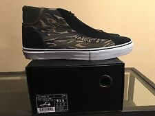 VANS MID OLD SKOOL SYNDICATE S 5513376-105 SZ 10.5 PAST JUNGLE CAMO NAVY 2006