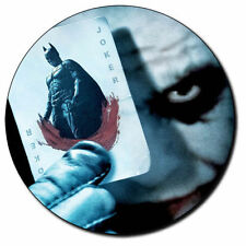 Parche imprimido, Iron on patch /Textil Sticker/ - Batman, The Joker