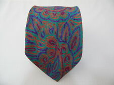 COLLEGIO FAVORI SILK TIE SETA CRAVATTA MADE IN ITALY  A1875