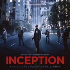 Ost - Inception NEW CD