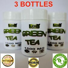3 x Green Tea, 6 x Normal Strength fat burner, weight loss- Diet Pill-3 MONTHS