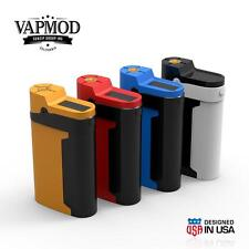 GENUINE VAPMOD SPARTANS 300W TC MOD BOX | WITH CODE | UK SELLER | Black & White