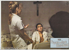 FRAUEN OHNE UNSCHULD AUSHANGFOTO LOBBY CARD SEX BUSEN JESS FRANCO Lina Romay #c