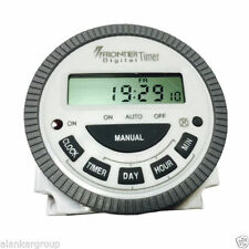[SALE] Frontier Digital Timer programmable Controller TM-619-2-h - Taiwan 4 pin