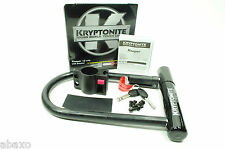 KRYPTONITE KEEPER 12 STD BIKE U LOCK W/ BRACKET