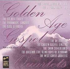 Golden Age Gospel Quartets, Vol. 1 1947-1954 { Various Artists }