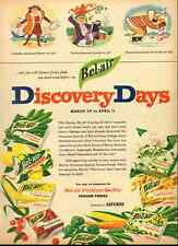 1954 vintage ad for Bel-Air Frozen Foods from Safeway  3096