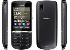 Nokia Asha 300 Unlocked Quadband 5Mp Camera,Bluetooth,Fm Radio Gsm Cell Phone.