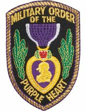 N-507 Military Order Of The Purple Heart Patch