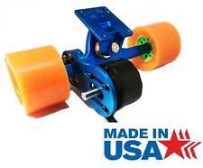 Electric Skateboard Motor Mount 63mm DIY Aluminum Caliber Truck Compatible Kit