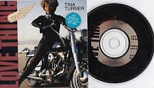 Tina Turner - Love Thing **1991 Australian CD Single**VG Cond