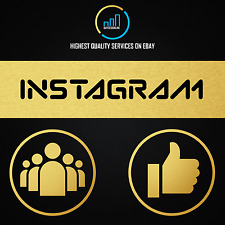 1K Instagram-Followers or 2K Post-Likes | Ultra Quality Fast Safe | buyseoonline