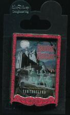 WDI Haunted Mansion Japan Poster LE 300 Disney Pin 54856
