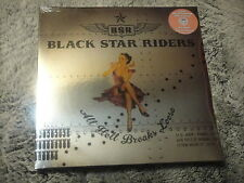 Black Star Riders The NEW THIN LIZZY All Hell Breaks Loose LTD LP #5/250 UNOPEND