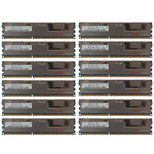 96GB Kit 12x 8GB HP Proliant DL320 DL360 DL370 DL380 ML330 ML350 G6 Memory Ram