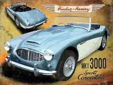 Austin-Healey MK1 3000 Sports Convertible  fridge magnet   (og)