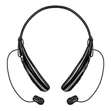 Refurbished ORIGINAL LG Tone PRO HBS-750 Wireless Bluetooth Stereo Headset Black