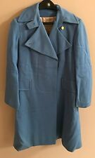 PAN AM AIRLINE FLIGHT ATTENDANT STEWARDESS UNIFORM JACKET 1970'S