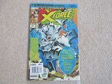 X-FORCE No 17- X-CUTIONER'S SONG NEW & SEALED + FREE TRADING CARD- DEC 1992
